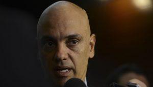 """Ciro tem """"total desconhecimento"""" ao falar em necessidade de intervenção em SP, diz Moraes"""