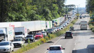 Entidades negam nova greve dos caminhoneiros