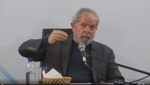Reprodução/ Instituto Lula