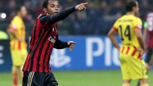 Robinho desfalca time turco em jogo na Itália pela Europa League por medo de ser preso