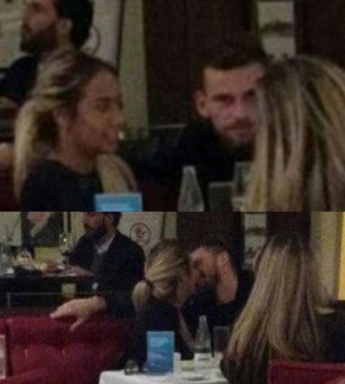 Irmã De Neymar é Flagrada Aos Beijos Com O Jogador Lucas