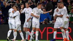 Real também sugere clássico contra o Barça para dia 18 de dezembro