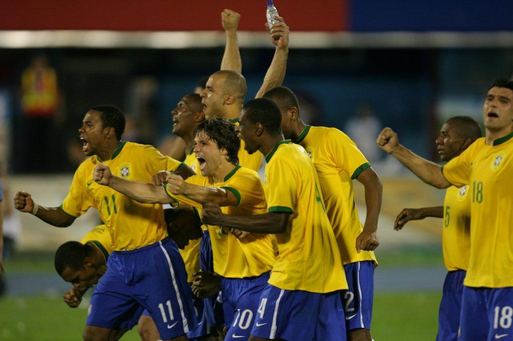8d16b9b2ed A última vez que a Seleção foi campeã da Copa América foi em 2007 ...