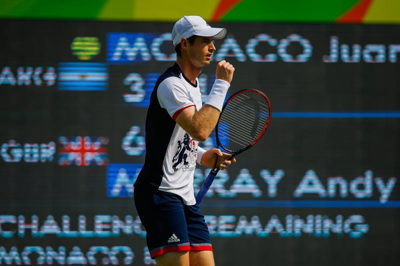 43452f0027a Murray bate Mónaco e se garante nas oitavas de final do torneio de ...