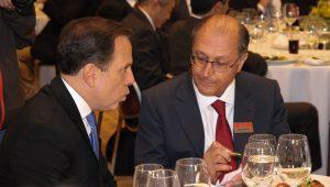 Doria costura apoios que Alckmin não tem