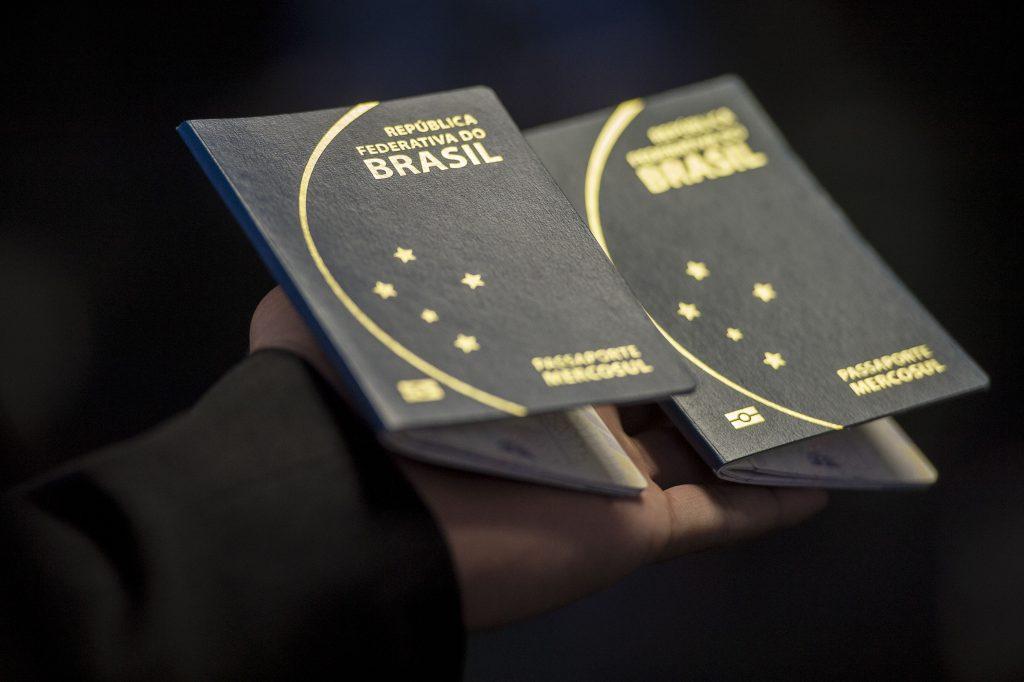 Cartório poderá renovar passaporte