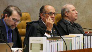 Gilmar Mendes não desistiu de salvar Lula