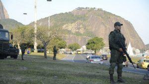 Guerra do RJ só será vencida por tropas que tenham poder de Polícia