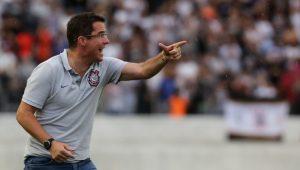 Corinthians confirma Osmar Loss como substituto de Carille