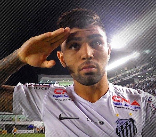 0ecc904620 Santos se acerta com a Inter de Milão e anuncia Gabriel por ...