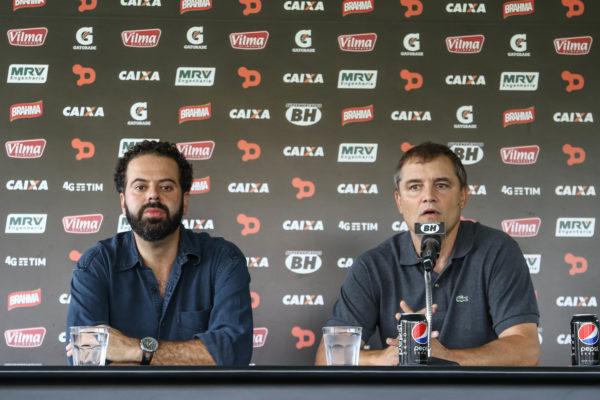 Equilíbrio histórico no duelo entre São Paulo e Atlético-MG - SPFC
