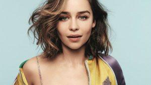 """Emilia Clarke falta em exibição de """"Han Solo"""" para assistir ao casamento real"""