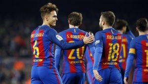 """""""Vou sair do Barcelona porque quero jogar"""", diz meia espanhol"""