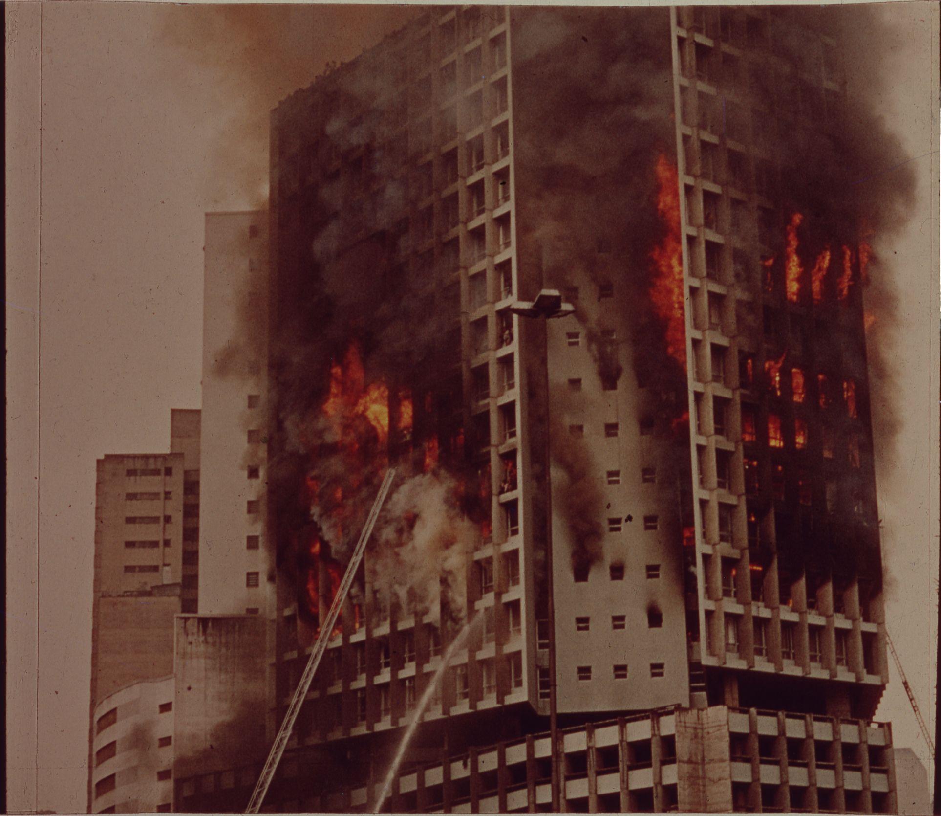 #SãoPaulo461: Relembre O Incêndio No Edifício Joelma
