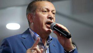Erdogan volta a usar vídeo de massacre em campanha