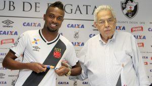 Divulgação / Paulo Fernandes / Vasco