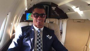 Cristiano Ronaldo afirma que pode virar ator após deixar o futebol