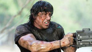 Sylvester Stallone indica novidade de Rambo V