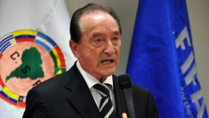 Ex-presidente da Conmebol, Eugenio Figueredo é banido pela Fifa