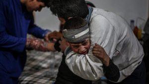 Ataques a Damasco nas últimas 48h deixam mais de 200 mortos; Europa tem reação comedida