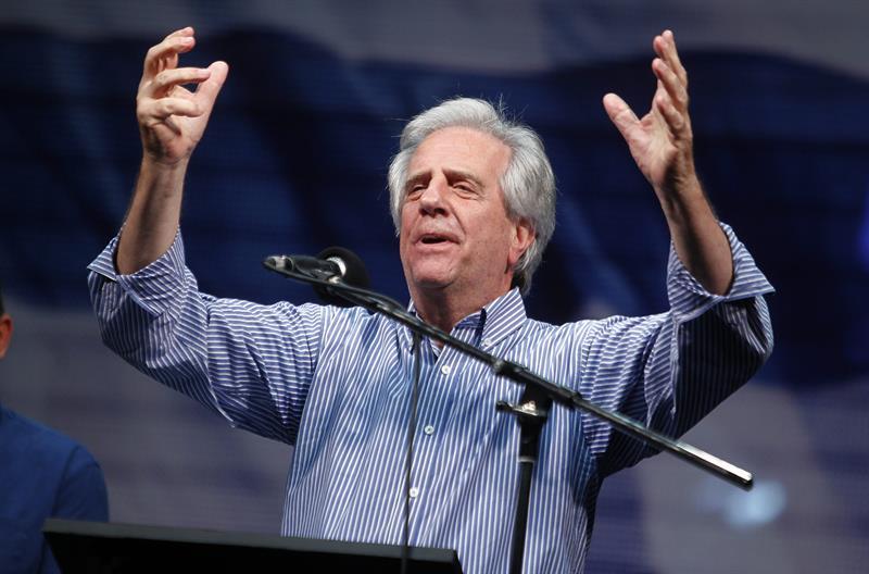 Presidente do Uruguai é internado com suspeita de câncer