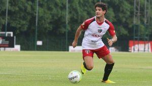 Rubens Chiri/São Paulo FC/Divulgação