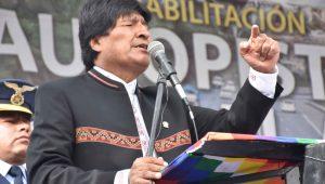Evo Morales defende Maduro: 'Garras do imperialismo buscam ferir a democracia'