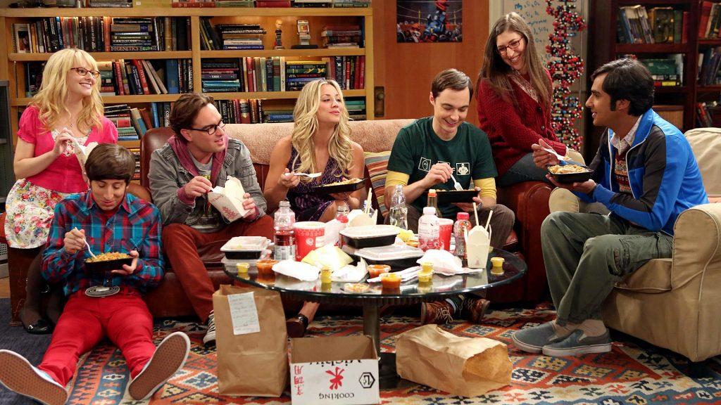 """""""The Big Bang Theory"""" passa o futebol americano é o programa de TV mais visto nos EUA"""
