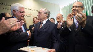 Temer reúne ministros para debater pauta do Congresso Nacional