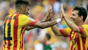 Messi revela dificuldade para Neymar voltar ao Barcelona: 'Tem gente no clube que não quer'