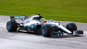 Reprodução / Twitter / Mercedes AMG F1