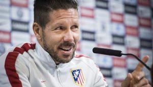 Simeone despista sobre assumir a seleção argentina: 'Estou mudando a história de um clube'