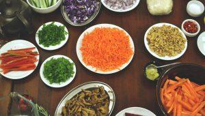 Quanto você come para se sentir satisfeito?
