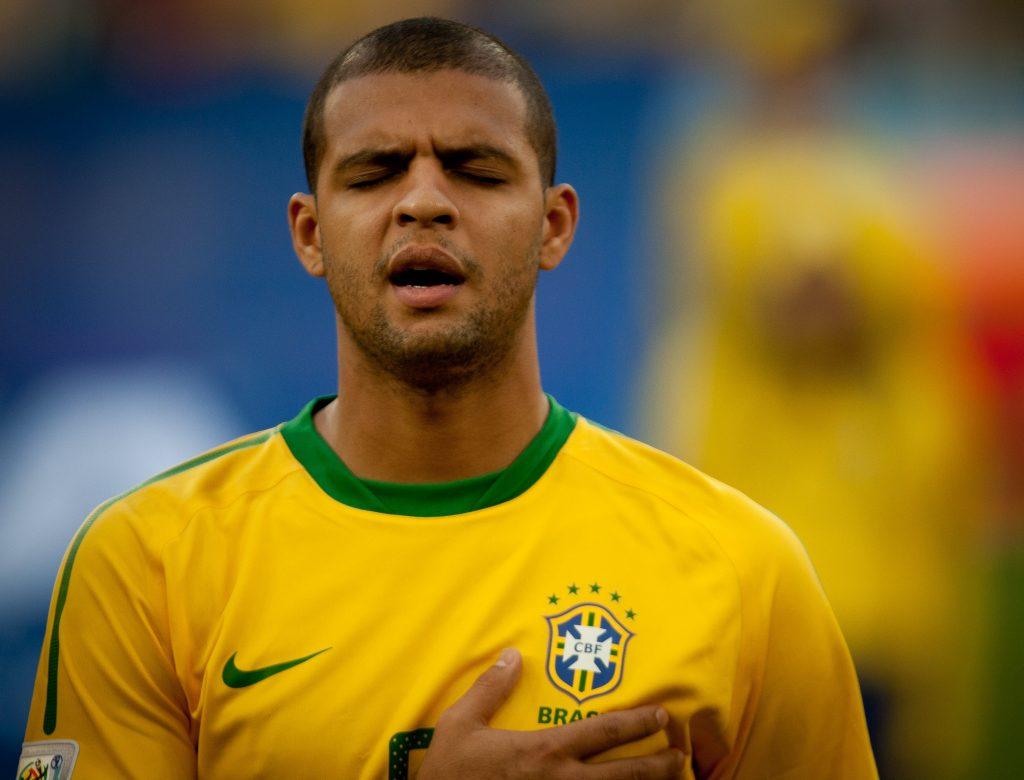 """46980c983 Fim"""" trágico e confiança de Dunga: Felipe Melo merece nova chance na ..."""