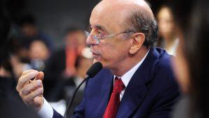 Juiz pede manifestação da promotoria sobre retrato de Serra