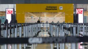 Nevoeiro atrapalha voos no aeroporto de Cumbica