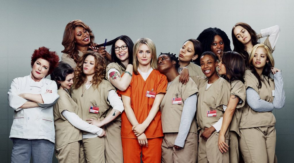 Resultado de imagem para ORANGE IS THE NEW BLACK - 7ª TEMPORADA