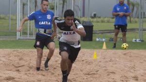 Reprodução/ Twitter/ Corinthians