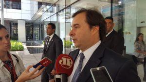 Maia: Câmara vai trabalhar em projeto de lei para discutir despesas obrigatórias