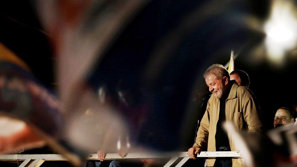 Filipe Araújo/Instituto Lula