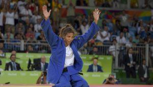 Campeã olímpica no RJ, judoca Rafaela Silva é flagrada no exame antidoping