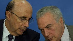 """Meirelles diz que Temer figura entre os líderes que """"tomam decisões cruciais"""""""