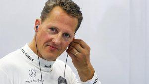 Esposa fala sobre recuperação de Schumacher: 'É um lutador e não desistirá'