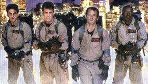 'Os Caça-Fantasmas' será um dos temas do Halloween nos parques da Universal