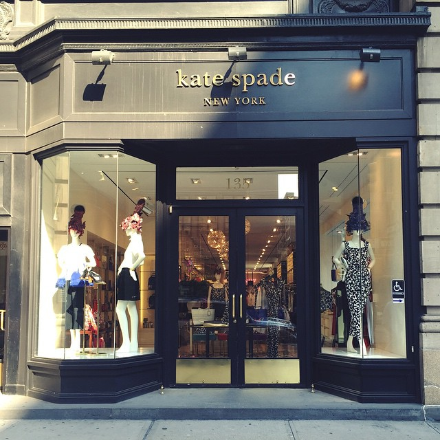 1f256f3a7 Grife Kate Spade anuncia fechamento de lojas no Brasil  entenda ...