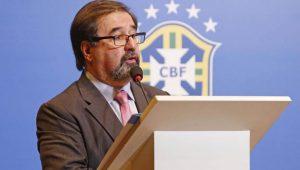 Marco Aurélio Cunha diz que CBF oferece condições iguais às seleções masculinas e femininas