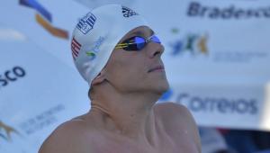 Cielo conquista bronze no revezamento e vira maior atleta brasileiro em mundiais