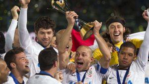 Taça do Mundial de Clubes do Corinthians volta a ser penhorada