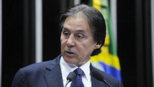 Delator diz à PF que Eunício Oliveira era próximo de empresário detido em ação que prendeu Temer
