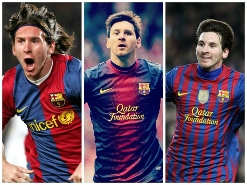 1518f97397a76e Uma década de Messi no Barça: relembre dez hat-tricks do craque ...